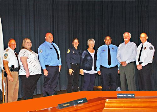 Recognition of Emergency Medical Services (EMS) Providers for Services Provided to Coutts Family