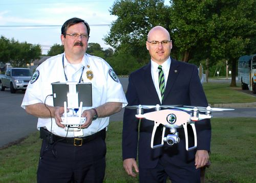 Caroline Fire-Rescue Drone program demonstration