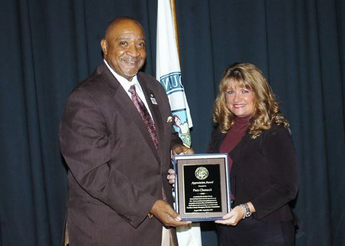 Pam Chenault - Reedy Church District Emergency Services Commission Member
