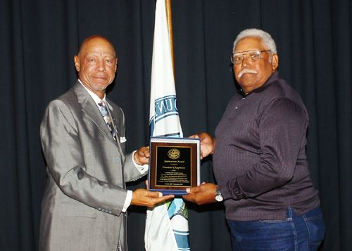 "Richard ""Frankie"" Chapman - Mattaponi District Emergency Commission Member"