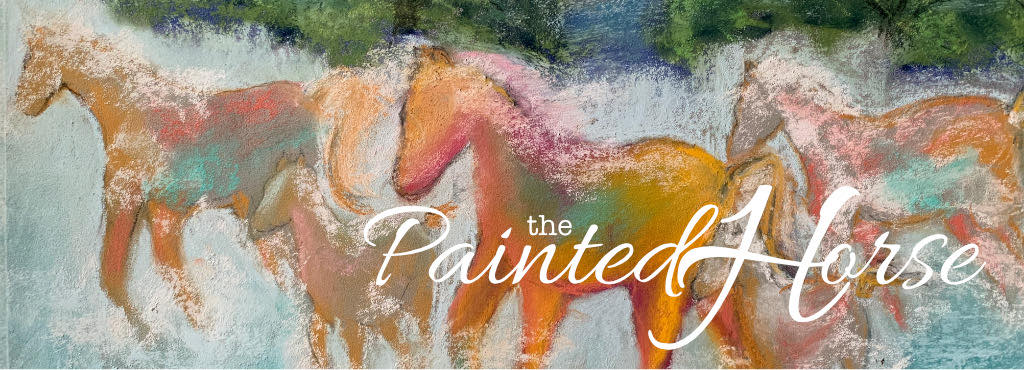 the painted horse