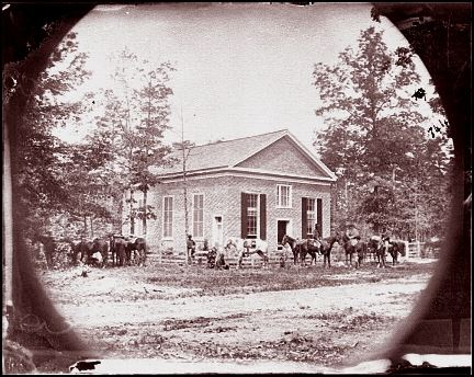 Bethel Church - Organized 1800