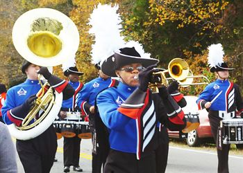 Frog Level Festival and Parade - October 31, 2015